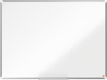Nobo Premium Plus magnetisch whiteboard, emaille, ft 120 x 90 cm