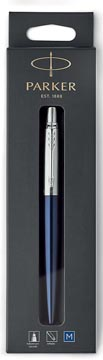 Parker Jotter balpen Royal Blue CT, op blister