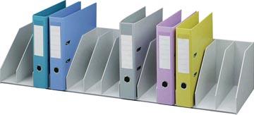 Paperflow sorteervak met vaste tussenschotten, 13 vakken, breedte 111,5 cm