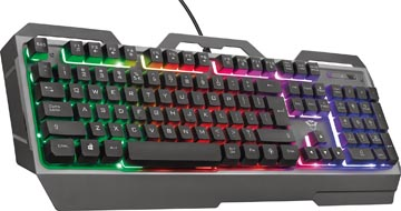 Trust GXT 758 Torac Gaming toetsenbord, azerty