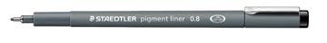 Staedtler fineliner Pigment Liner 0,8 mm