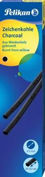 Pelikan houtskool