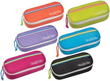 Carioca pennenzak Pouch Fluo in geassorteerde kleuren