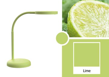 Maul bureaulamp MAULjoy, LED-lamp, groen