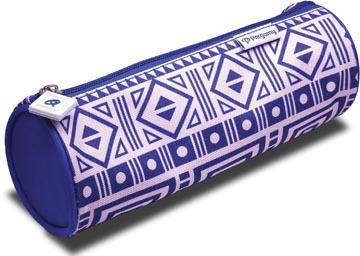 Pergamy Ethnic pennenzak, blauw