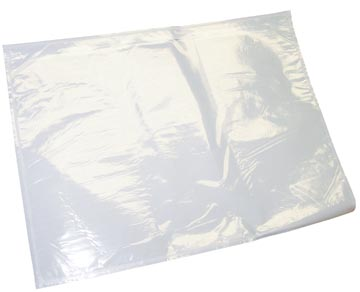 Tenzalopes zelfklevend documentenmapje ft A4, blanco, doos van 500 stuks