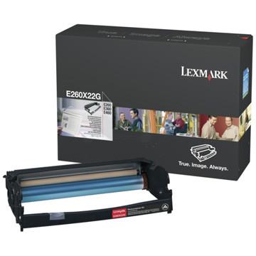 Lexmark Drum Kit - 30000 pagina's - E260X22G