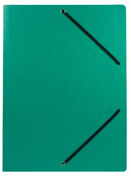 Class'ex elastomap, ft 23,5 x 31 cm (voor ft A4), groen