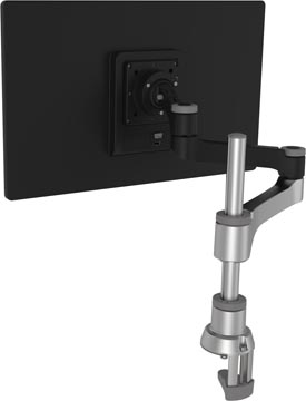 R-Go Zepher 4 monitorarm, enkel, circulair
