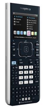 Texas grafische rekenmachine TI-Nspire teacher pack CX: 10 stuks
